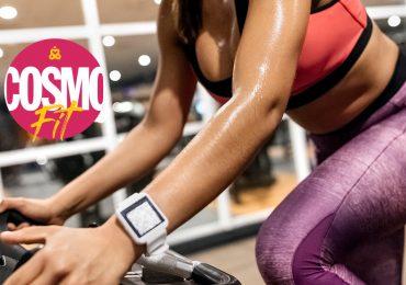 Rutina de 30 minutos en bici que te hará trabajar el cuerpo completo