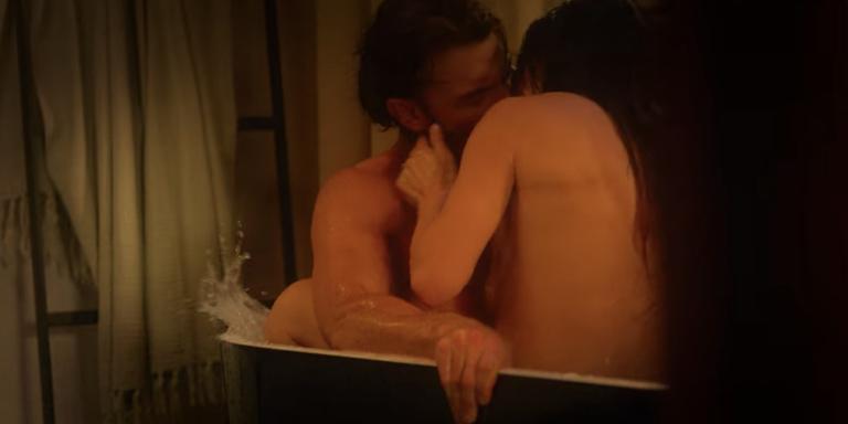 Serie Sexo-Vida de Netflix