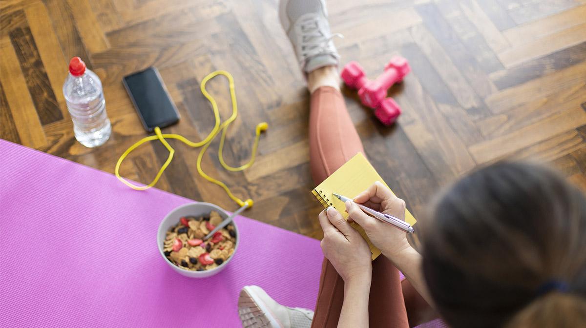 Cuatro tips para maximizar tu entrenamiento a través de la comida