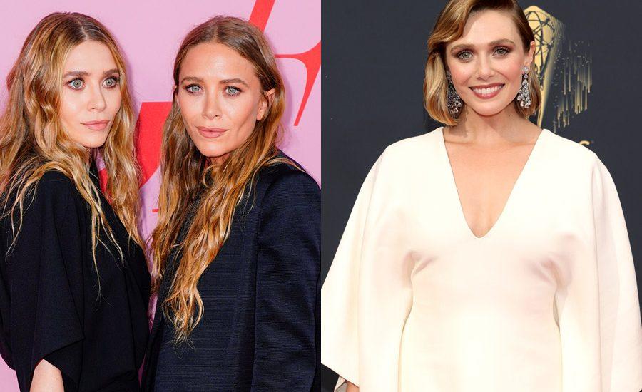 Elizabeth Olsen deslumbra en los Emmy con vestido de sus hermanas Mary Kate y Ashley