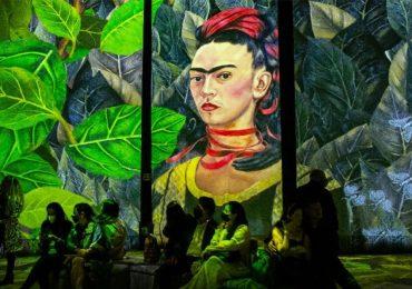 Vive la autenticidad de Frida Kahlo en esta experiencia inmersiva