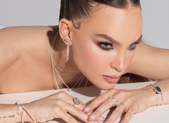 Belinda se convierte en diseñadora de joyas para TOUS y amamos su colaboración