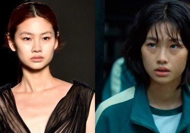 """Ella es HoYeon Jung, la top model que triunfa en """"Los juegos del calamar"""" como la jugadora 67"""