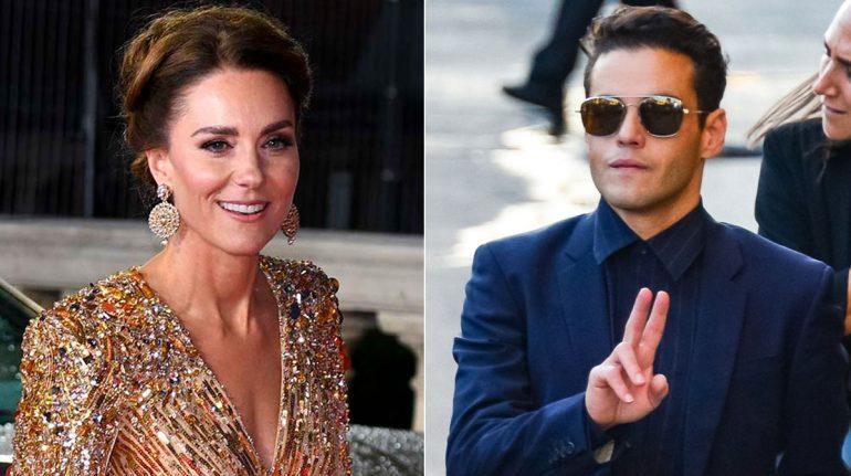 Extraña conversación: Rami Malek cuenta que ofreció a Kate Middleton cuidar a sus hijos