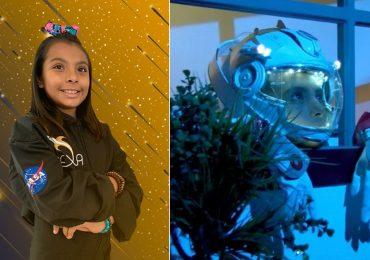 Adhara Pérez, la niña mexicana con un IQ más alto que Albert Einstein