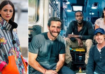 Eiza González sigue triunfando y sorprende con su nuevo papel en 'Ambulance', junto a Jake Gyllenhaal