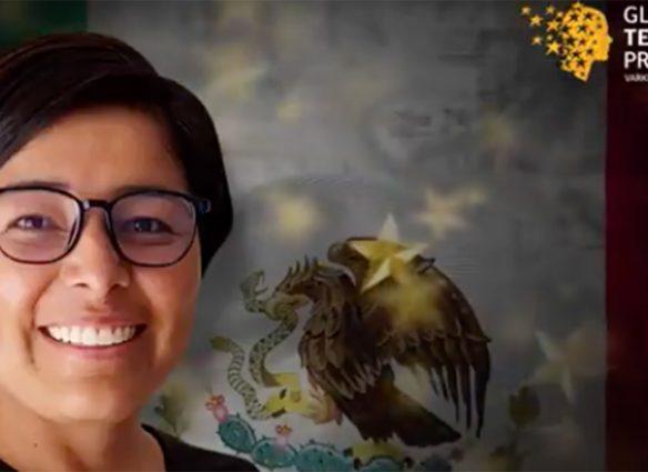 Mexicana es nominada como una de las 10 mejores maestras del mundo