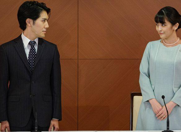 La princesa Mako de Japón hace historia: por amor renunció a título y se casó con su plebeyo