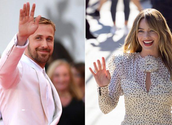 Ryan Gosling será el Ken de Barbie protagonizada por Margot Robbie