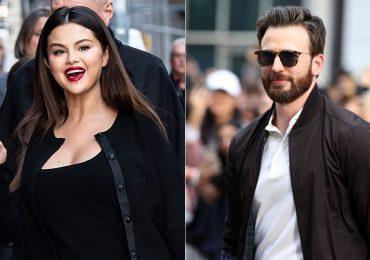 """¿Selena Gomez y Chris Evans están saliendo? Podría ser la """"nueva pareja favorita"""""""