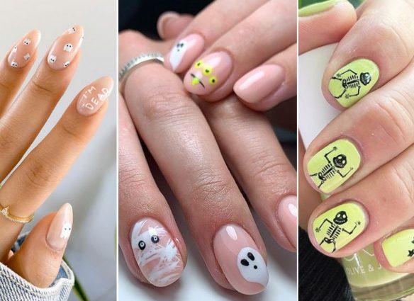 20 diseños de uñas para Halloween (si no te gusta disfrazarte)