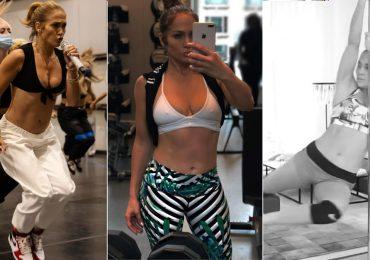 ¿Quieres verte como Jennifer Lopez? Esto es lo que tendrías que hacer